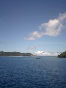 座間味島まで