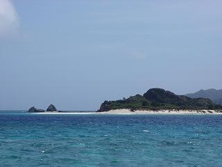 海キレイです