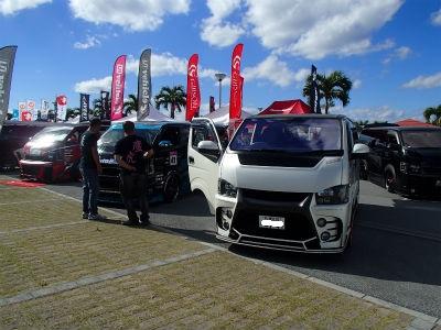 沖縄カスタムカーショー2017