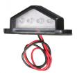 LEDナンバー灯 防水 12・24V