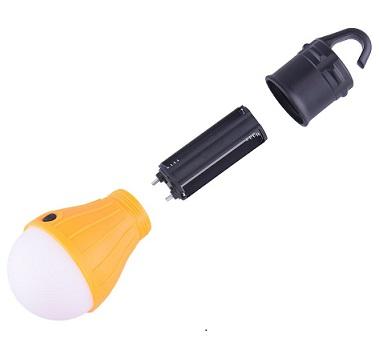 LED電球型ライト 構造