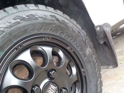 TOYO OPENCOUNTRY R/T