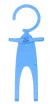 スマホホルダー【ブルー】