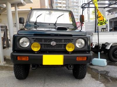 ジムニー JA11V