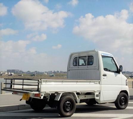 中古ミニキャブトラック