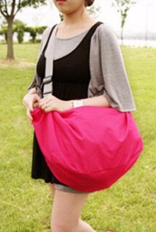 折りたたみバッグパック