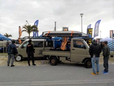 沖縄カスタムカーショー2019
