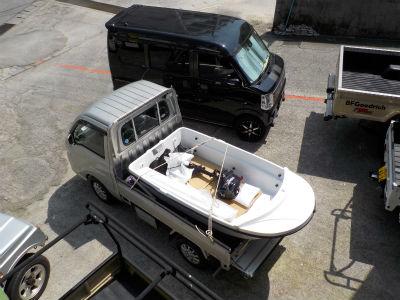 DASH mini Light 納艇