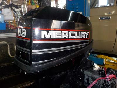 MERCURY船外機