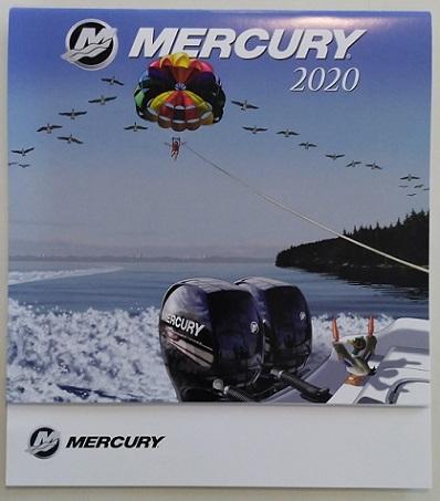 MERCURYカレンダー