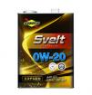 Svelt 0W-20  4L缶