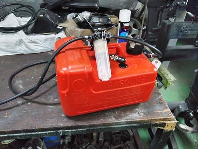 油水分離機 取付