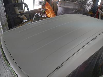 ラプターライナー塗装