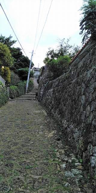 金城石畳道