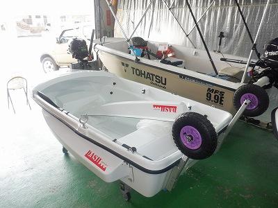 DASH mini 納艇
