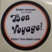 DASH オリジナルステッカー
